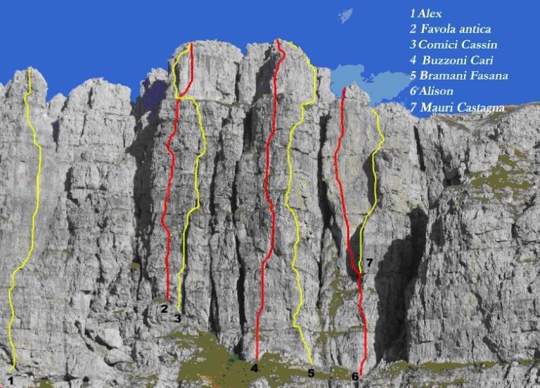 Larioclimb bacheca virtuale 2015 for Piani di caverna dell uomo